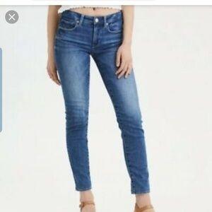 AEO skinny stretch Jean's